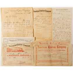 American Express 1860's Collection