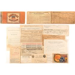 Turn of the Century American Express Archive