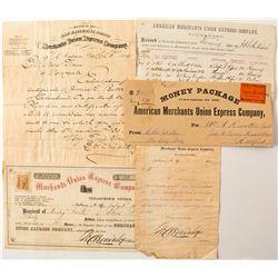 Merchants Union Express Collection