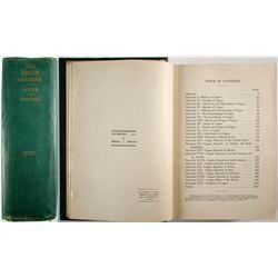 The Copper Handbook Vol. VII 1907 by Stevens