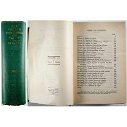 The Copper Handbook Vol. IX 1909 by Stevens