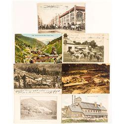 Idaho Mining Postcard Group
