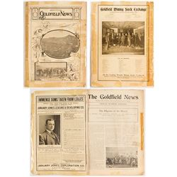 Annual Edition 1905-1906 Goldfield News