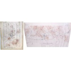 Mining District Maps of Nye and Esmeralda Counties