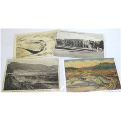 New Mexico Mining Postcards