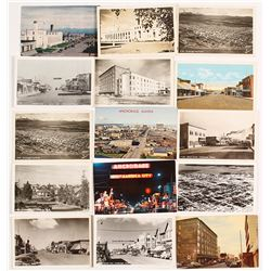 Anchorage Real Photo Postcards