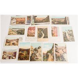 Grand Canyon Color Postcards