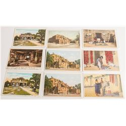 Hopi and Navajo Color Postcards