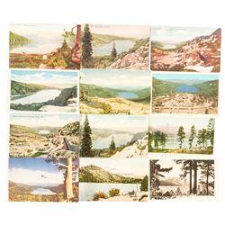 Donner Lake Postcards