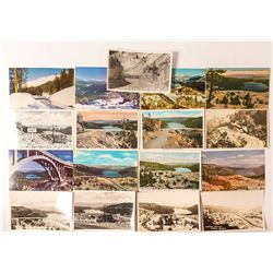 Postcards of the Road to Donner Summit