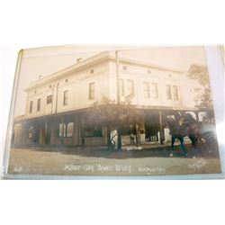 Miller & Lux Headquarters Real Photo Postcard