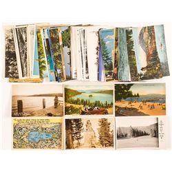 Postcards of Lake Tahoe - America's Playland