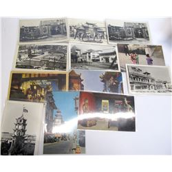 Los Angeles Chinatown Postcard Collection