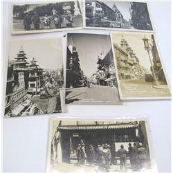 Black & White RPC's of Chinatown