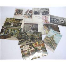 San Francisco Chinatown Businesses Postcards