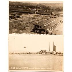 Boise Payette Lumber Company, Emmett, Idaho RPC's