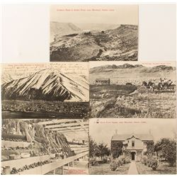 Mountain Home, Idaho Postcard Collection