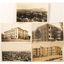 Pocatello, Idaho Real Photo Postcard Collection