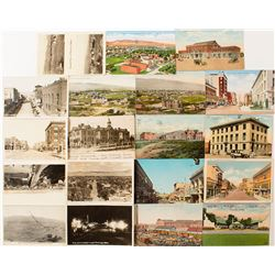 Pocatello, Idaho Postcard Collection with RPC's