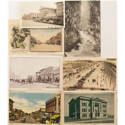 Twin Falls, Idaho Postcard Group
