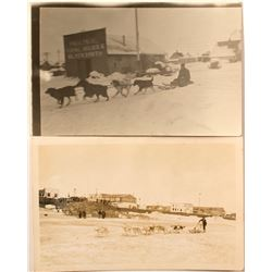Two Idaho Dog Sled Race RPC's