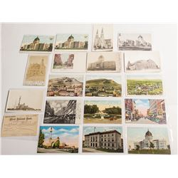 Helena, Montana Postcard Collection
