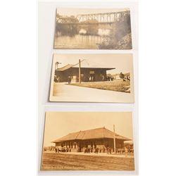 Pendleton, Oregon Railroad RPC's