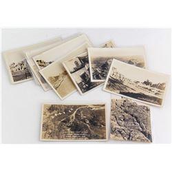 Eleven Badlands Real Photo Postcards