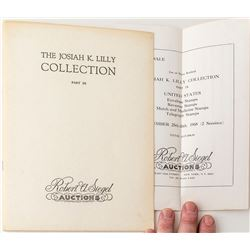 The Josiah K. Lilly Collection, Part IX