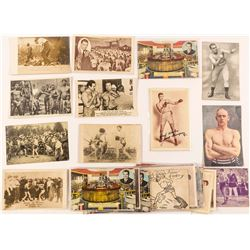 Boxing Postcard Collection