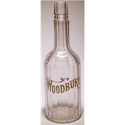 Woodbury Back Bar Bottle