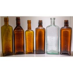 Bitters Bottle Collection