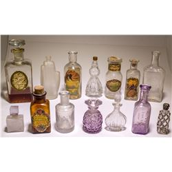 Perfume and Related Bottle Collection