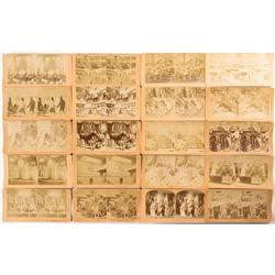 1893 Columbian Exposition Stereoviews: Interiors & Exhibits