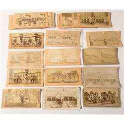1893 Columbian Exposition Stereoview Collection: Exteriors