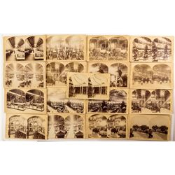 1884 New Orleans World Fair Stereoview Collection