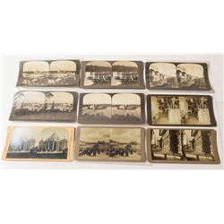 1905 Louis & Clark Exposition Stereoview Collection