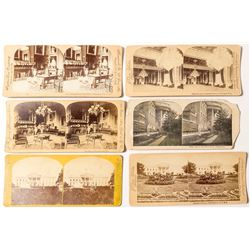 Early Stereoviews of the White House