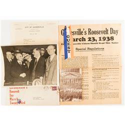 Franklin Roosevelt Collection