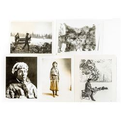 Native Alaskan Photographs