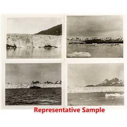 Scenic Alaskan Glacier Photographs