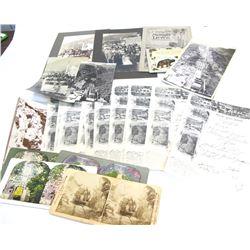 Mt. Lowe Ephemera & Photo Collection