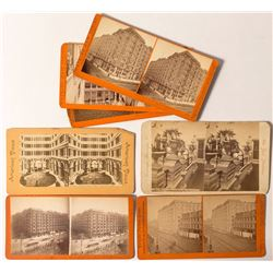Palace Hotel, San Francisco Stereoview Collection