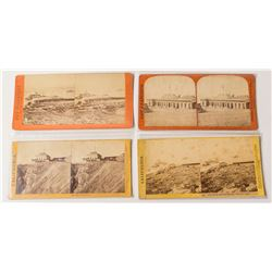 Cliff House Stereoview Collection, Houseworth c.1860s