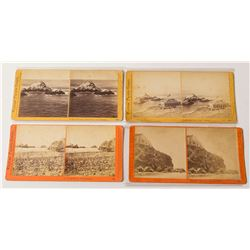 Cliff House Stereoview Collection, Watkins c.1870s & 1880s