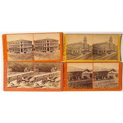 San Francisco Stereoviews by Watkins