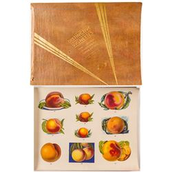 Colorful Vignette Sample Booklet (Union Lithography Co.)