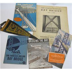 San Francisco-Oakland Bay Bridge Ephemera Group