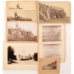 Sutro Heights and Environs Cabinet Cards and Photographs