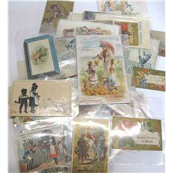 San Francisco Trade Card Archive